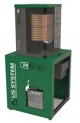 Осушитель воздуха холодильного типа с фильтрующей системой